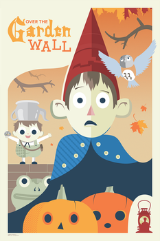 Over the Garden Wall by Jurassickevin
