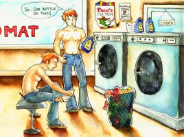 Laundry FAIL by The-Starhorse