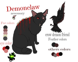 Demonclaw-Ref by danituco