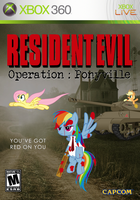 Resident Evil : Operation Ponyville by thelilpallywhocould