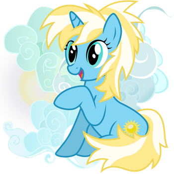 MLP FiM: Sunbeam by Sunley