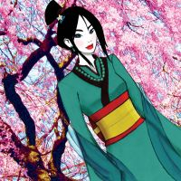 Memoirs of a Geisha by BlackRozePetal