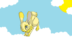 air rabbit by xion9299