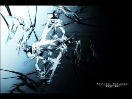 Abstract Wallpaper by Vykis
