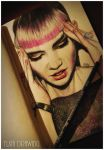 Grimes by ylxiaa