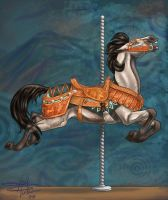 Contest: Silverglass carousel by BeautyGirl1510
