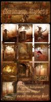 Autumn Spirit background by moonchild-ljilja