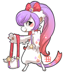 #558 Item BB - Magical Girl wand by griffsnuff