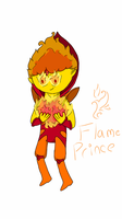 Flame Prince-AT by MelloChello195