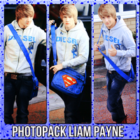 Photopack O3 - Liam Payne by MyStereoSoldier