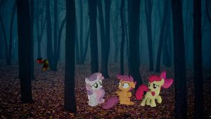 CMC Get Lost In The Woods by Macgrubor