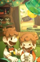 Luigi's Restaurant. by Uroad7 by Uroad7