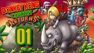 lookslikelink-Donkey Kong Country Returns Thumbail by blue-hugo