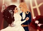 Labyrinth Ball Scene by Anolee
