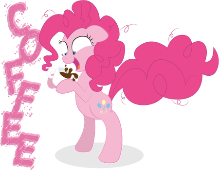 Pinkie COFFEE by rat-patooty
