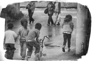 Child of Kobani by mfu1986