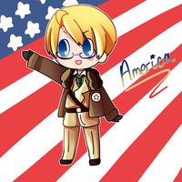 American! by Clauhatena