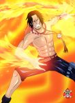 One Piece ~ Portgas .D Ace by Katong999