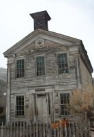 Bannack Ghost Town 278 by Falln-Stock