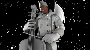 [SFM] Cello by LurioAsplund