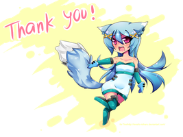 Gift for AlwaysxInfinity by Tenshi-MiharU