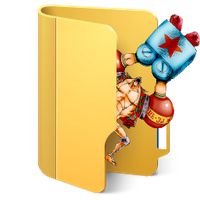 franky OP icon download by ANTONIOMASTERPERES