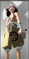 Sniper Usopp 2Y by dDsign