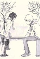 IchiRuki - Playground by AngyValentine