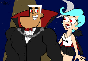 Jorgan X Tooth Fairy: Crimson Red Love by superskeetospro