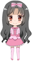 AT - Tomoyo by pearl-milk-tea