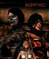Silent Hill by Bahlinka