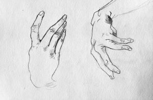 Hands by straightx