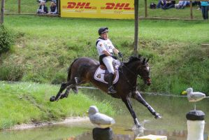 3DE Cross Country Water Obstacle Series IV/4 by LuDa-Stock
