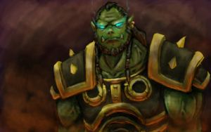 Thrall by lieusum