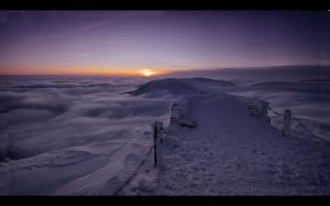 Winter scenery... 10 by PawelJG