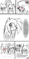 The Missing Girl Comic (SonAmy Story) page 13 by sonamyANIMEluver