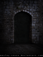 Medieval Gate by Wesley-Souza