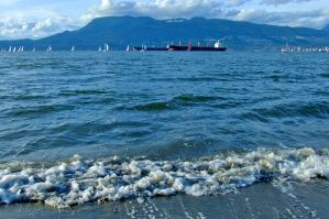 Vancouver Shores by WestSideofMidnight