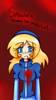 Death of Maria Robotnik  by knockoutandsonic