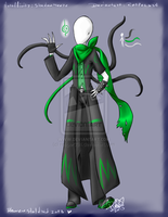 Slenderman Adoptable taken!! by reaper334