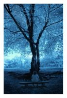 Thinking About Past by Palkic