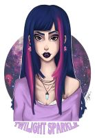 My Little Pony Character Design: Twilight Sparkle by Ayaka-Itoe