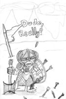 Dude, Really? by ComicMaster1