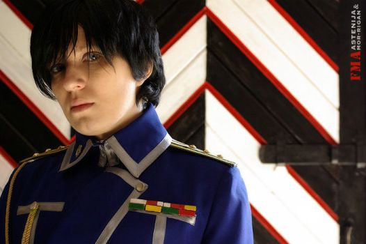 Roy Mustang cosplay for RSYA 5 by mor-rigan
