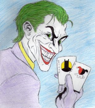 The Joker by RaimiFilmProductions