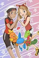 ORAS by rainbowpaca