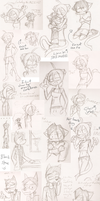 Lynn and Alex Dump +some more by Mister-Saturn