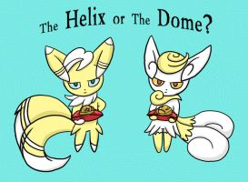 Helix or Dome? by DandyDesigns