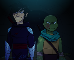 TMNT NEXT GEN: No Hard Feelings? by Suzukiwee1357