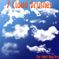 Cloud Brushes by UltimeciaFFB